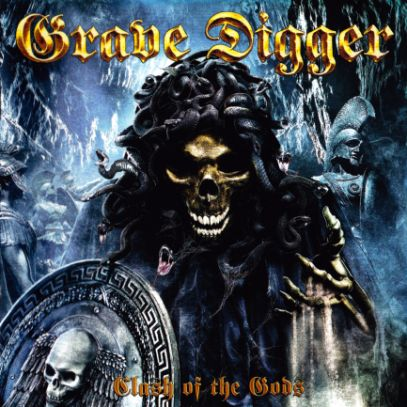 Download torrent Grave Digger - Clash of the Gods (2012)