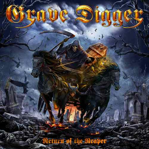 Download torrent Grave Digger - Return of the Reaper (2014)