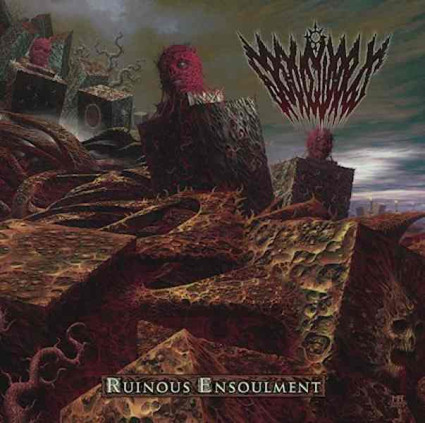 Download torrent Gravewards - Ruinous Ensoulment (2018)