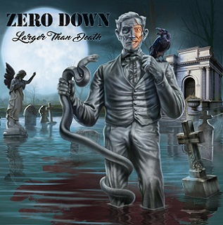 Download torrent Zero Down - Larger than Death (2018)