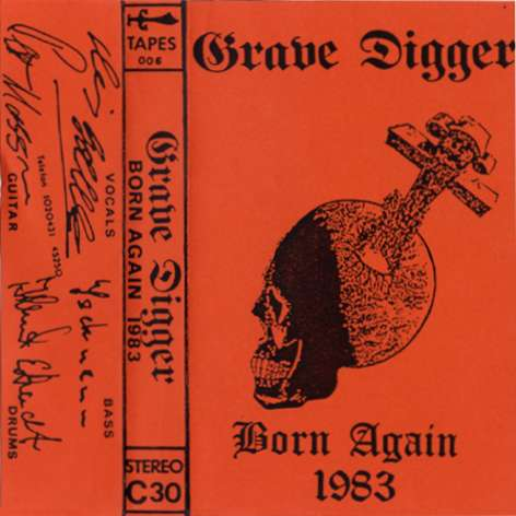 Download torrent Grave Digger - Born Again (1983)