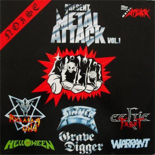 Download torrent Helloween / Celtic Frost / Running Wild / Grave Digger / Sinner / Warrant - Metal Attack Vol. 1 (1985)
