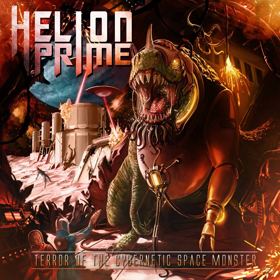 Download torrent Helion Prime - Terror Of The Cybernetic Space Monster (2018)