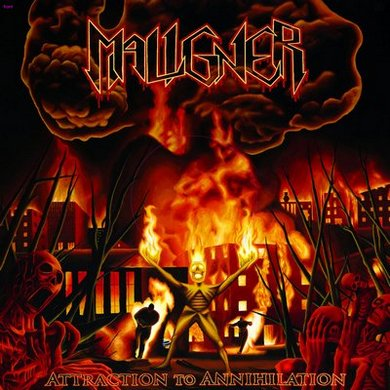 Download torrent Maligner - Attraction to Annihilation (2018)