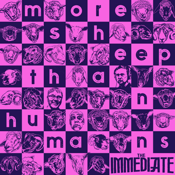 Download torrent The Immediate - More Sheep Than Humans (2018)