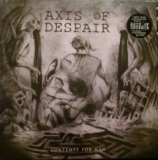 Download torrent Axis Of Despair - Contempt For Man (2018)