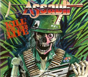 Download torrent Assault - Kill for Your Life (2018)