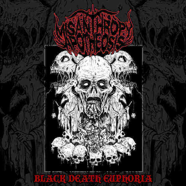 Download torrent Misanthropy Apotheosis - Black Death Euphoria (2018)