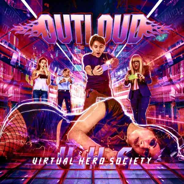 Download torrent Outloud - Virtual Hero Society (2018)