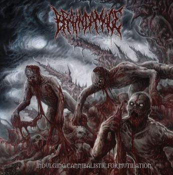 Download torrent Brain Damage - Indulging Cannibalistic For Mutilation (2018)