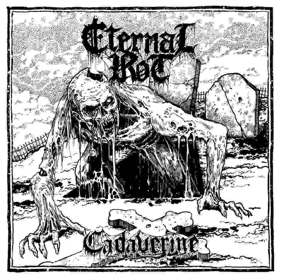 Download torrent Eternal Rot - Cadaverine (2018)