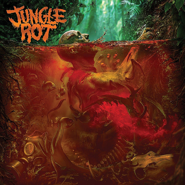 Download torrent Jungle Rot - Jungle Rot (2018)