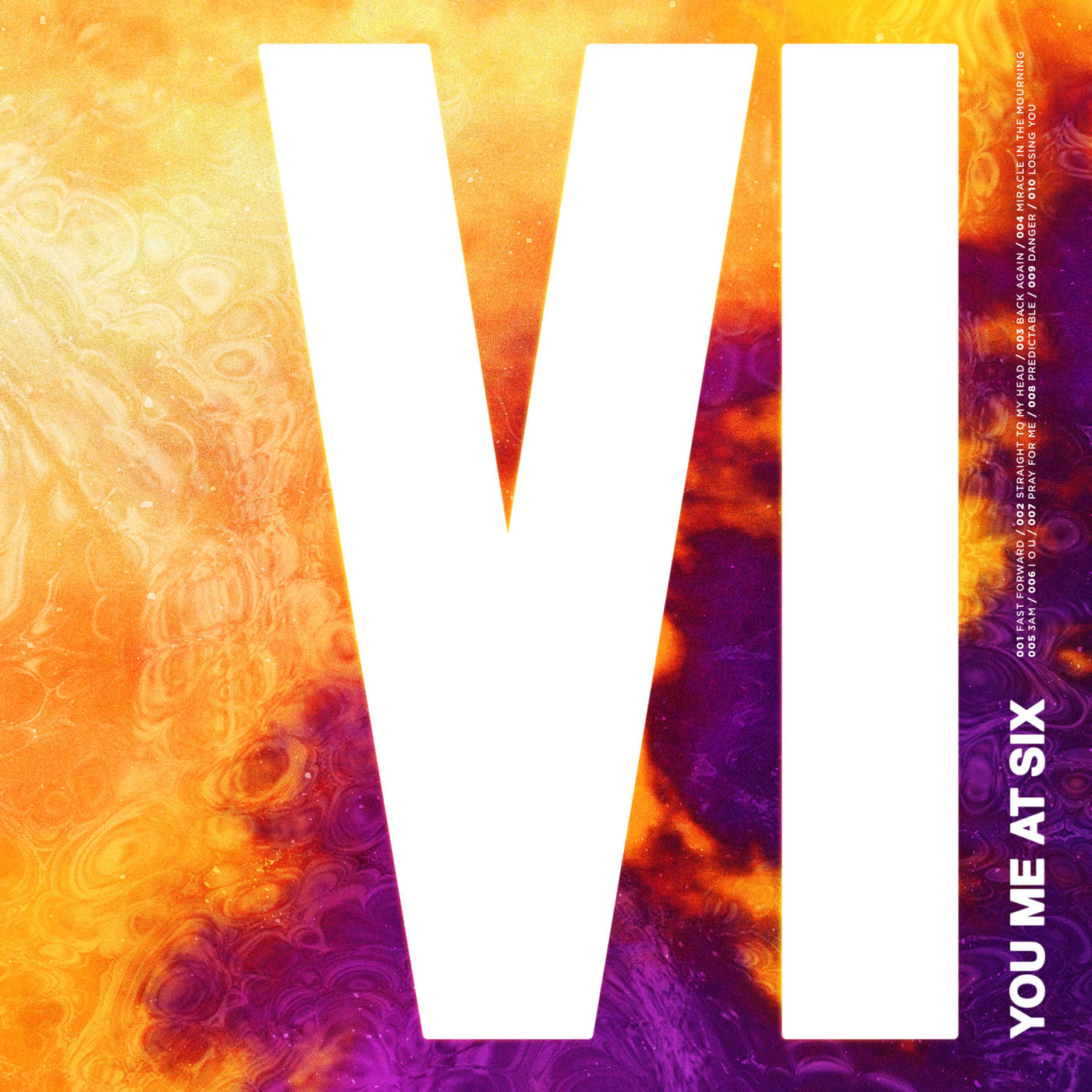 Download torrent You Me At Six - VI (2018)