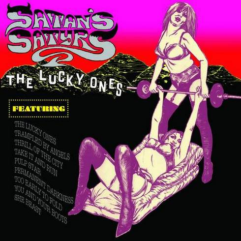 Download torrent Satan's Satyrs - The Lucky Ones (2018)