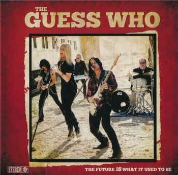 Download torrent The Guess Who - The Future Is What It Used To Be (2018)