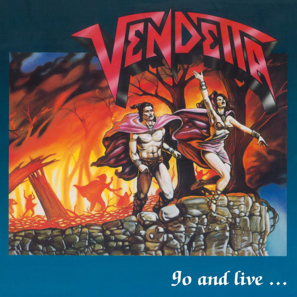 Download torrent Vendetta - Go And Live......Stay And Die (2018)