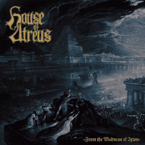 Download torrent House of Atreus - From the Madness of Ixion (2018)