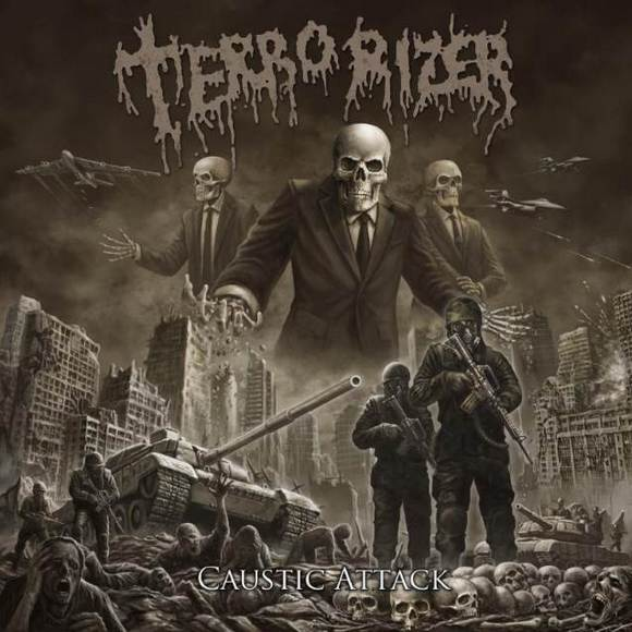Download torrent Terrorizer - Caustic Attack (2018)