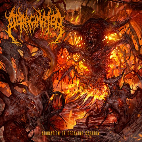 Download torrent Deracinated - Adoration Of Decaying Carrion (2018)