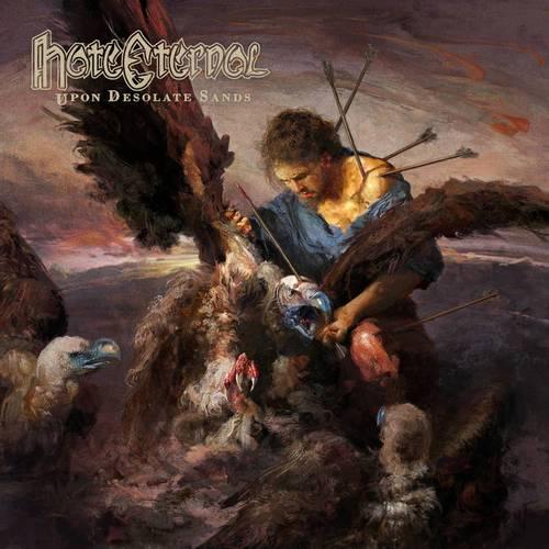 Download torrent Hate Eternal - Upon Desolate Sands (2018)