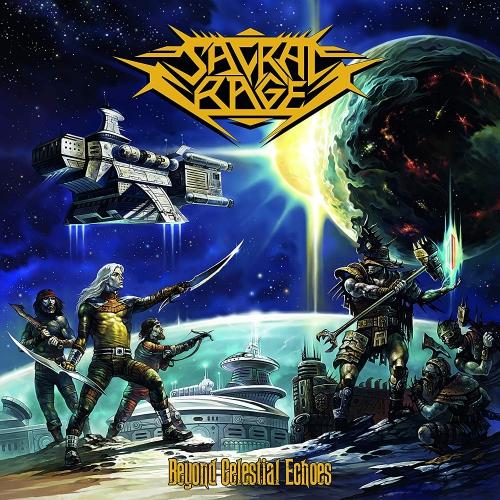 Download torrent Sacral Rage - Beyond Celestial Echoes (2018)