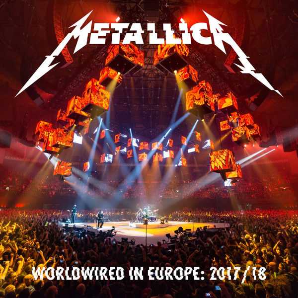Download torrent Metallica - WorldWired In Europe: 2017/2018 (2018)