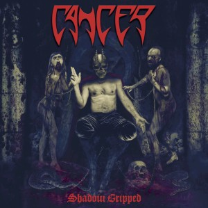 Download torrent Cancer - Shadow Gripped (2018)