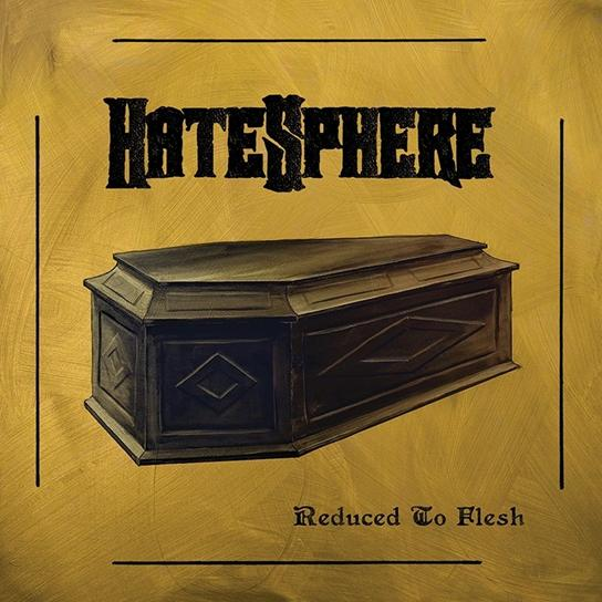 Download torrent HateSphere - Reduced to Flesh (2018)